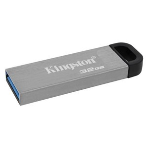 USB-stik Kingston DataTraveler DTKN Sølvfarvet 64 GB