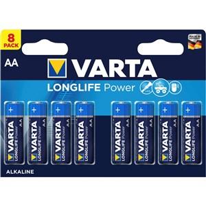 Image of   04906121418 Engangsbatteri AA Alkaline