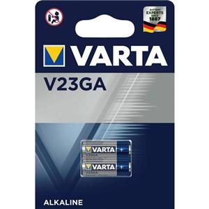 Image of   2x V23GA Engangsbatteri A23 Alkaline