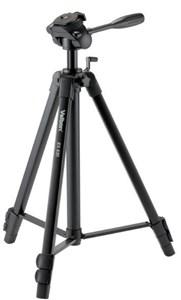 Image of   10132 kamerastativ Digital-/filmkameraer 3 ben Sort