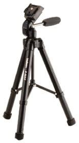 Image of   11560 kamerastativ Digital-/filmkameraer 3 ben Sort