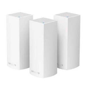 Velop Whole Home Mesh Wi-Fi System (Pack of 3)