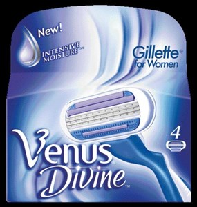 Image of   Venus Divine 4-pack