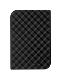Image of   1TB Hard Drive 2,5 Store N Go USB 3.0, Black (Gen.2)