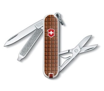 Image of   CLASSIC SD CHOCOLATE Foldekniv