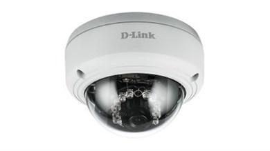 D-Link Vigilance DCS-4602EV - Vandalbeskyttet netværkskamera til over