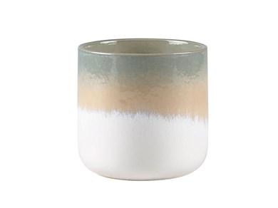 Image of   Duftlys D10 x 10 cm Blå Keramik