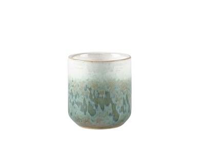 Image of   Duftlys D7 x 7 cm Grøn Keramik