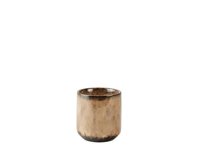Image of   Duftlys D7 x 7 cm Sand Keramik