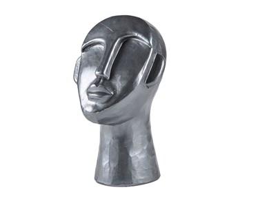 Image of   Figur 17x18x30 cm Mørkegrå Cement