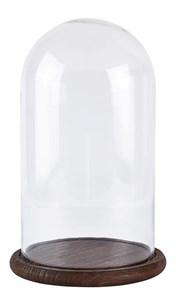 Image of   Opbevaringsglas - Træ - Glas -