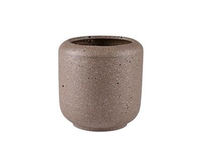 Image of   Skjuler 15 cm Ø11 cm brun poly