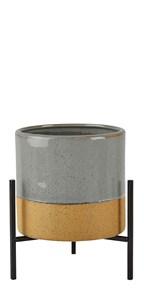 Image of   Skjuler - på fod - Keramik - M