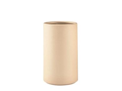 Image of   Vase D11,9 x 19 cm Sand Stentøj
