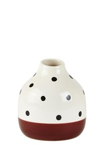 Image of   Vase - Dolomite - Offwhite - B