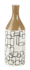Image of   Vase - Dolomite - Offwhite - S