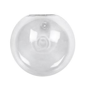Image of   Vase 9cm Dia9cm Klar glas Vill