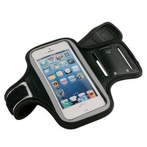 "Image of   2836307 mobiltelefon etui 12,7 cm (5"") Armbåndetui Sort"