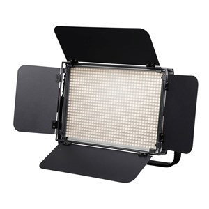 Walimex Niova 900 54 W LED Sort, Orange, Sølv