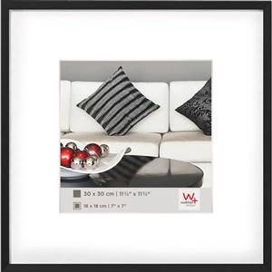 Image of   Chair Sort Enkelt billedramme