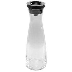 Image of   Water decanter 1.5 l black Basic karaffel 1,5 L Glas