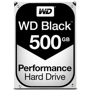 "Image of   Black 3.5"" 500 GB Serial ATA III"