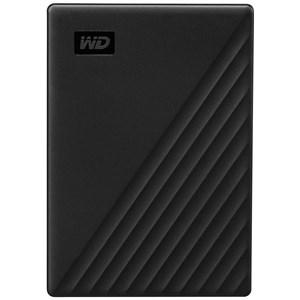 Image of   My Passport ekstern harddisk 2000 GB Sort