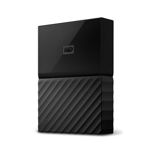 Image of   MY PASSPORT GAME ekstern harddisk 2000 GB Sort