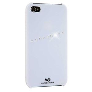 Image of   WHITE-DIAMONDS Cover iPhone 4/4s Sash White
