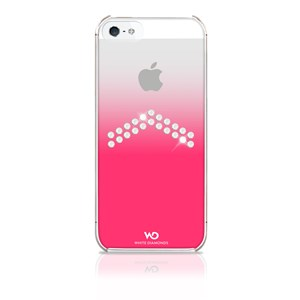 Image of   WHITE-DIAMONDS Cover iPhone5/5s/SE Arrow Rosa