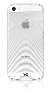 Image of   WHITE-DIAMONDS Cover iPhone 5C Gravity Hvid