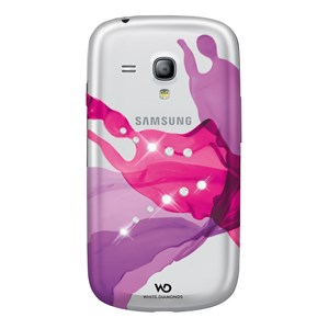 Image of   Cover Samsung S3 Mini Liquid Rosa