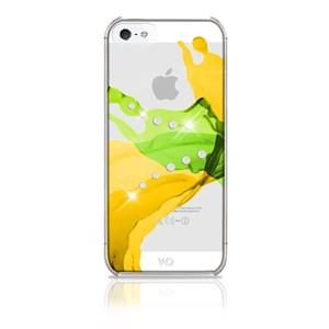Image of   WHITE-DIAMONDS Cover iPhone5/5s/SE Liquids Mango