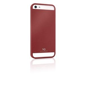 Image of   WHITE-DIAMONDS Cover iPhone5/5S/SE Metal Rød