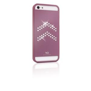 Image of   WHITE-DIAMONDS Cover iPhone5/5S/SE Metal Rosa