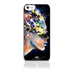 Image of   WHITE-DIAMONDS Cover iPhone 5/5s/SE Nafrotiti Sort