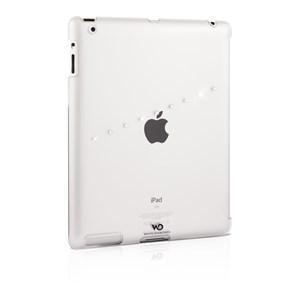 Image of   WHITE-DIAMONDS Cover iPad 3 Sash Hvid