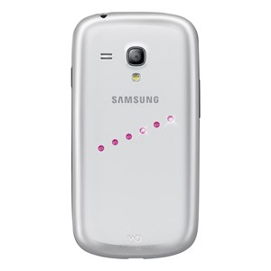 Image of   Cover Samsung S3 Mini Sash Ice Rosa