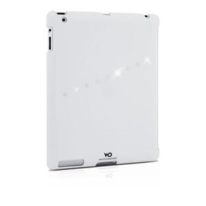 Image of   WHITE-DIAMONDS Cover iPad 3 Sash Transparent