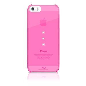 Image of   WHITE-DIAMONDS Cover iPhone5/5s/SE Trinity Rosa