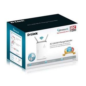 Wi-Fi forstærker D-Link DAP-1620 AC1200 10 / 100 / 1000 Mbps