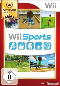 Nintendo Wii Sports Selects, Wii