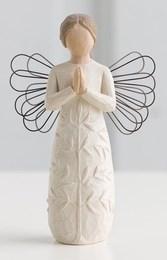 Image of   Angel, A Tree, A Prayer H: 14 cm