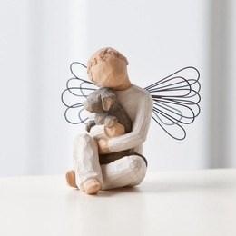 Image of   Angel of Comfort H: 8cm