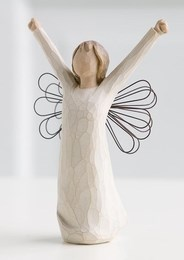 Image of   Angel of Courage H: 14.5 cm