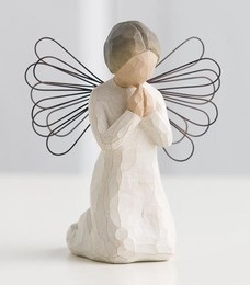 Image of   Angel of Prayer H: 10.5 cm