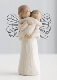 Image of   Angel s Embrace H: 14 cm