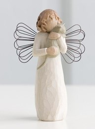 Image of   Angel With Affection H: 13 cm