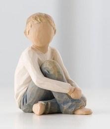 Image of   Caring Child H: 7.5 cm