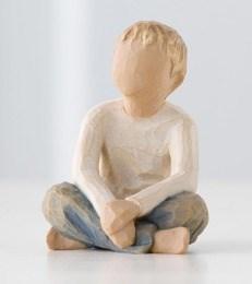 Image of   Imaginitive Child H: 6 cm